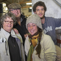 Pithon-Paillé - Jo, Tania, Jules & Isabelle Pithon
