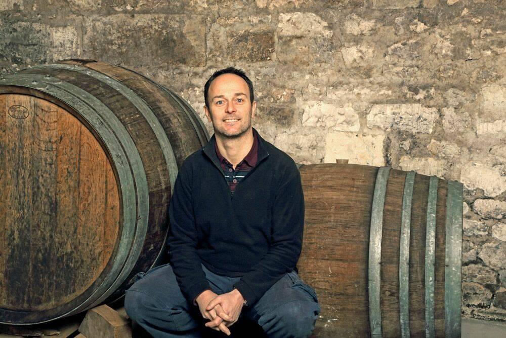 Eric Santier : un ex-commercial à Dubai devient vigneron dans La Loire