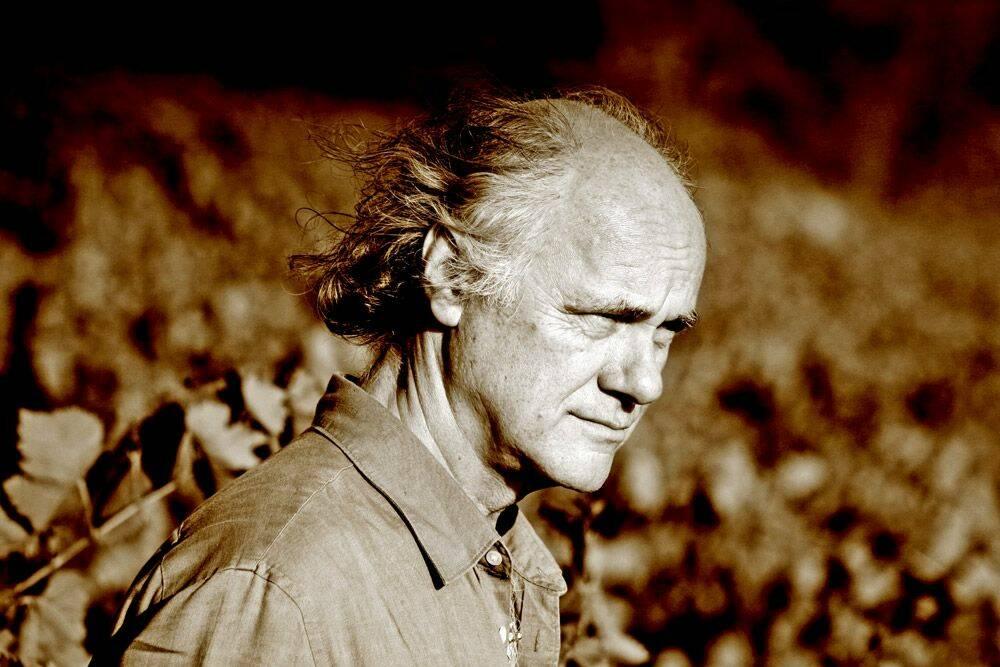 Thierry Tastu milite pour une viticulture raisonnée dans le Languedoc