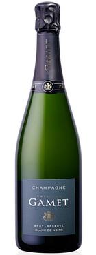 Champagne Philippe Gamet - Brut - Réserve - Blanc de Noirs