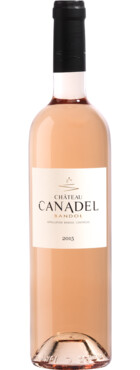 Château Canadel - Chateau Canadel Bandol Rosé