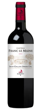 Les Vignobles Bardet - Château Franc Le Maine 2012