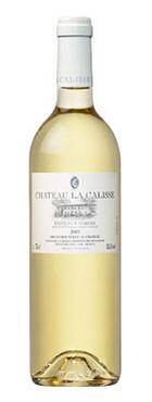 Château La Calisse - Cuvée Classique blanc