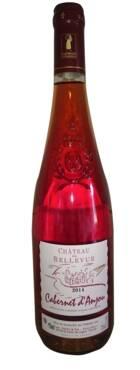 Château Bellevue - Rosé Cabernet d'Anjou