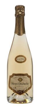 Champagne Henri Dechelle - 100% Chardonnay fût de chêne