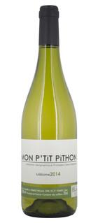 Mon p'tit Pithon Blanc