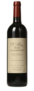 Mas Champart - Saint-Chinian Rouge Causse du Bousquet