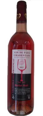 Vignoble Gendronneau - Merlot Rosé