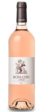 Château Romanin - Romanin IGP Alpilles Rosé 2015