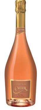 Champagne CATTIER - Brut Rosé Premier Cru