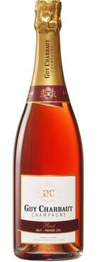 Champagne Guy Charbaut - Rosé Brut Premier Cru