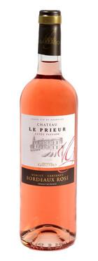 Vignobles Garzaro - Château Le Prieur Rosé Cuvée Passion