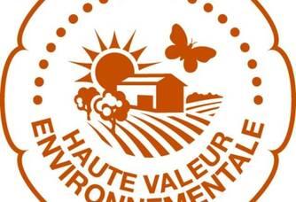 Label HVE Obtenu par le Champagne Caillez Lemaire
