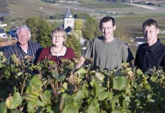 Une histoire de famille au Champagne H. David Heucq
