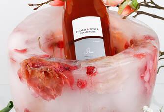Champagne Picard Boyer rosé