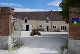 La propriété du Domaine des Pierres d'Aurèle