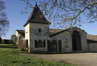 Le château du domaine de Roc de Boissac
