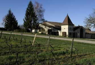 Le Château Roc de Boissac et ses vignes