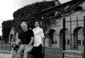 Marie-Pierre et Serge Baux