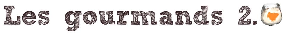 logo Les Gourmands 2.0